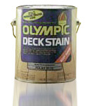 オリンピックデッキステイン